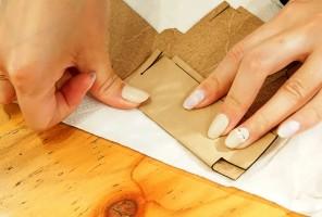 皮革製造メーカーの仕事イメージ