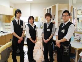 ヘアーサロン横濱トニーの仕事イメージ