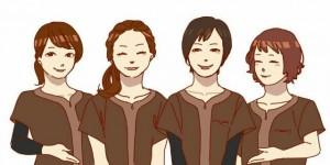 美人塾リボーンコスメティックの仕事イメージ